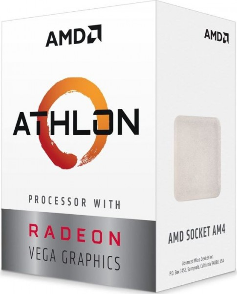 AMD Athlon 200GE 2x 3,2Ghz