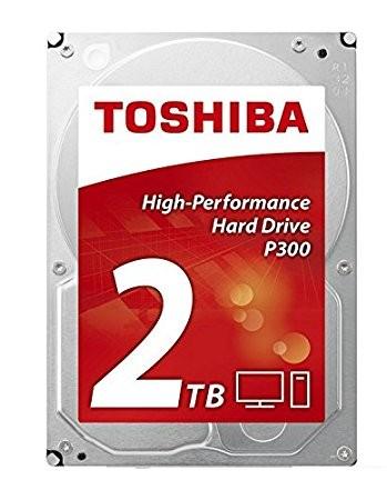 2TB Toshiba P300