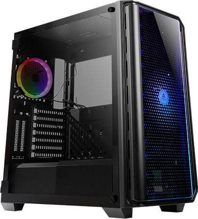 Antec NX1000 schwarz mit Glasfenster