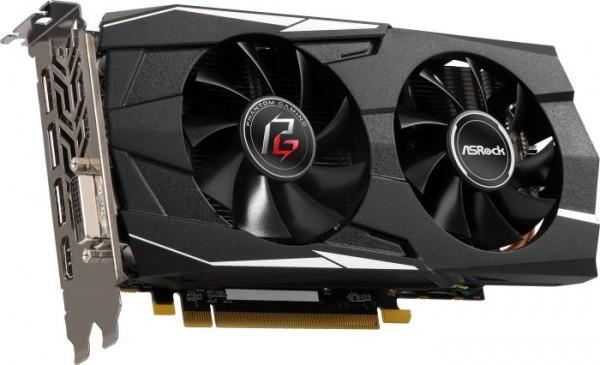 8GB ASRock Phantom Gaming D Radeon RX 580 8G OC