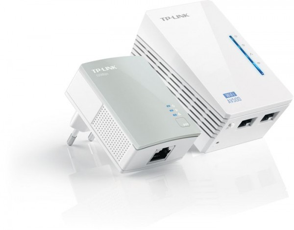 TP-Link AV500 Powerline Extender 2er Kit