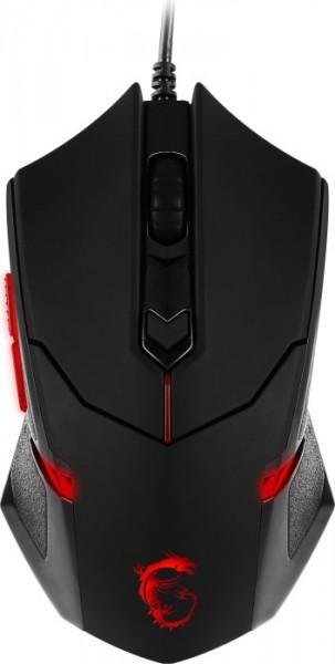 MSI Interceptor DS B1 Gaming Mouse, USB