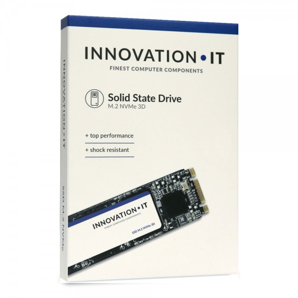 1TB InnovationIT Black M2 PCI-e Nvme