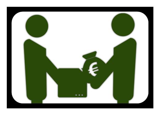 Bezahlen bei Abholung