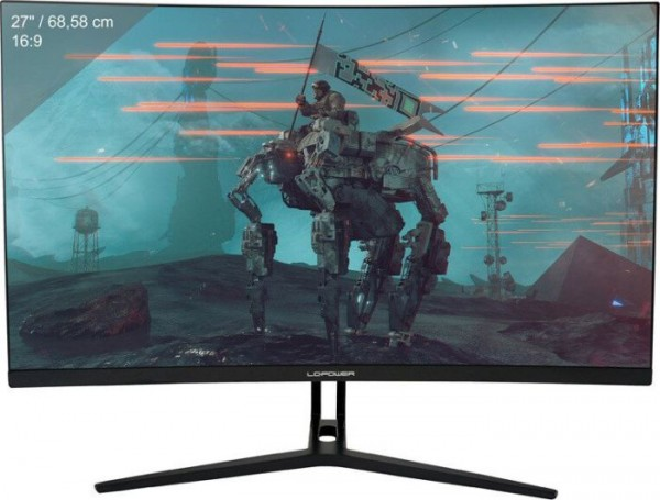 LC-Power LC-M27-FHD-144-C, 1920x1080 144Hz