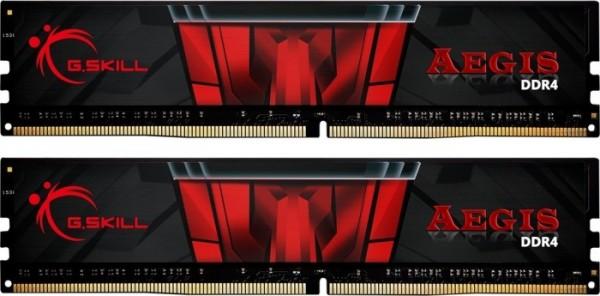 32GB G.Skill Aegis DIMM Kit, DDR4-3000, CL16-18-18-38