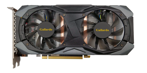 6GB Manli GeForce GTX 1660 Gallardo