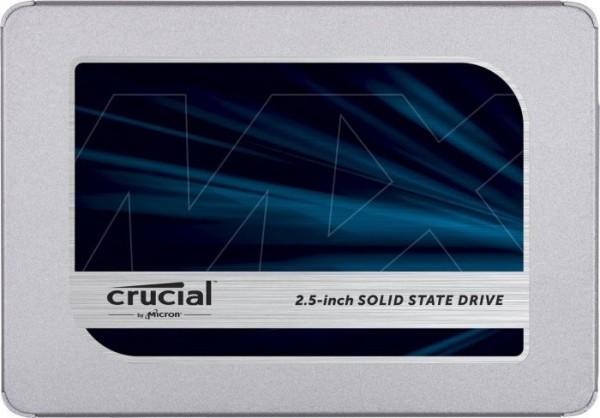 250GB Crucial MX500