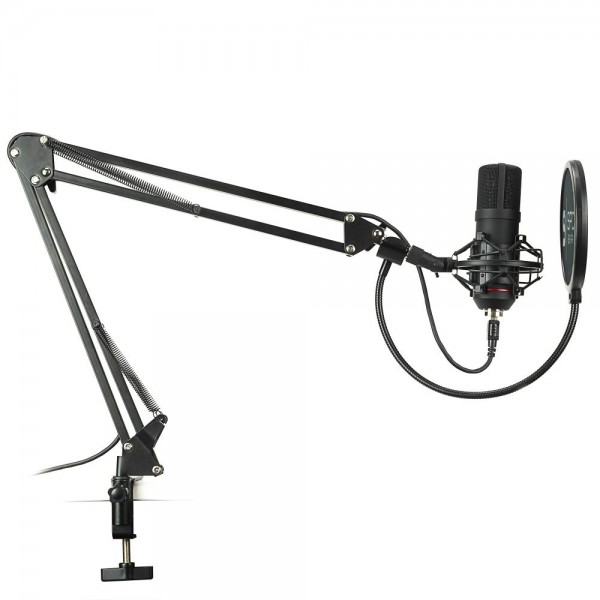 SPC Gear SM900 Streaming USB Microphone