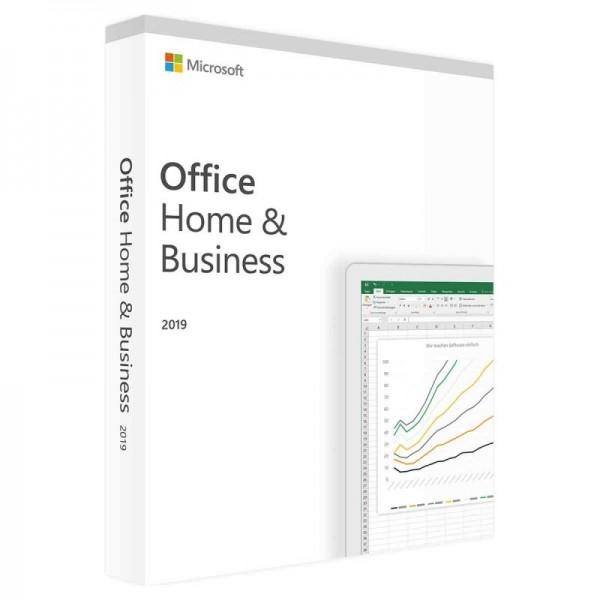 Microsoft Office 2019 Home & Business Key