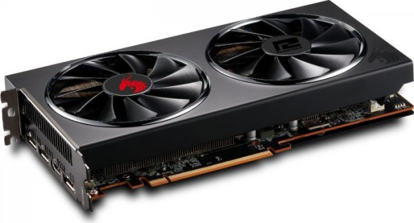 8GB PowerColor Radeon RX 5700 XT Red Dragon