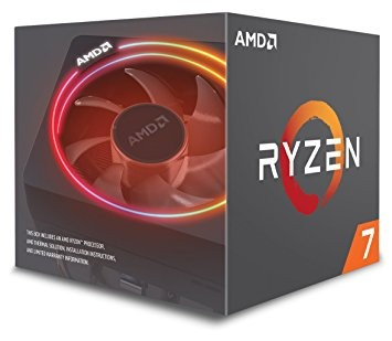 AMD Ryzen 7 2700X, 8x 3.70GHz boxed