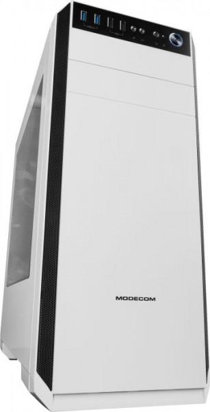 Modecom Oberon Pro weiß, Acrylfenster