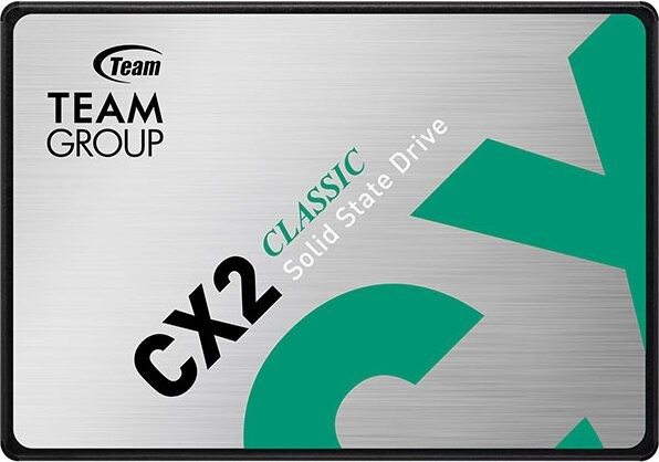 512GB TeamGroup CX2 SSD