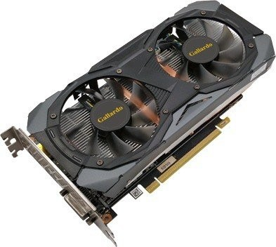 6GB Manli GeForce GTX 1660 Ti Gallardo