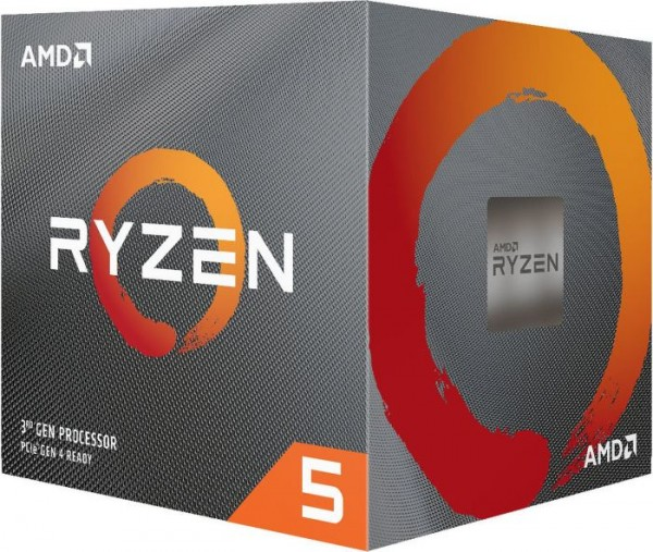 AMD Ryzen 5 3600X, 6x 3.80GHz, boxed