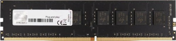 4GB G.Skill NT Series DIMM DDR4-2133, CL15-15-15-35