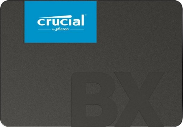 240GB Crucial BX500