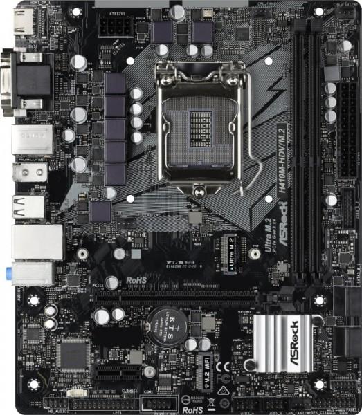 ASRock H410M-HDV/M.2 90-MXBD70-A0UAYZ