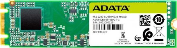 120GB ADATA Ultimate SU650 M2