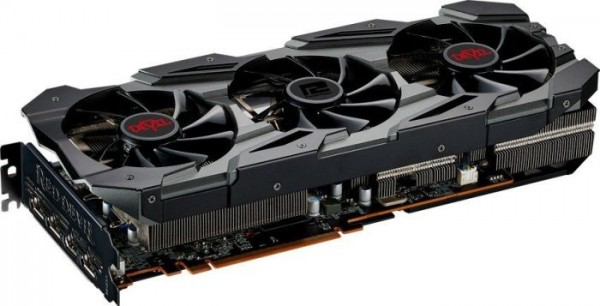 8GB PowerColor Radeon RX 5700 XT Red Devil
