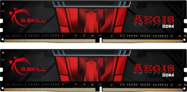 32GB G.Skill Aegis DIMM Kit, DDR4-3200, CL16-18-18-38