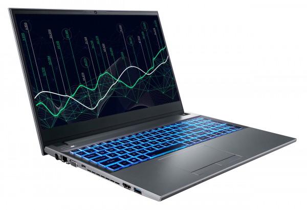 Clevo NJ51LU | 15,6 Zoll | i3-1005G1 | 8GB DDR4 | 240GB SSD | Windows 10 Pro