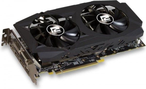 8GB PowerColor Radeon RX 580 Red Dragon V2