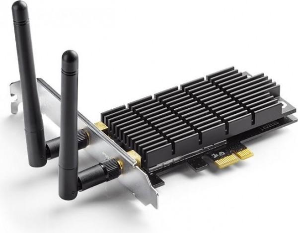 TP-Link AC1300 DualBand Desktop WLAN Karte (Archer T6E)