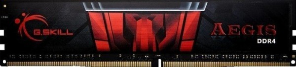 8GB DDR4-3000 CL16 G.Skill Aegis DIMM