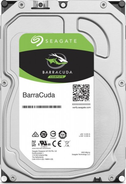 1TB Seagate BarraCuda Compute