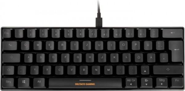Deltaco Gaming Mini Mechanical 60% TKL