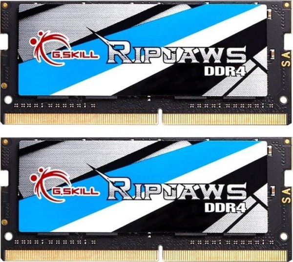 16GB DDR4-2400 CL16 G.Skill RipJaws SO-DIMM Kit