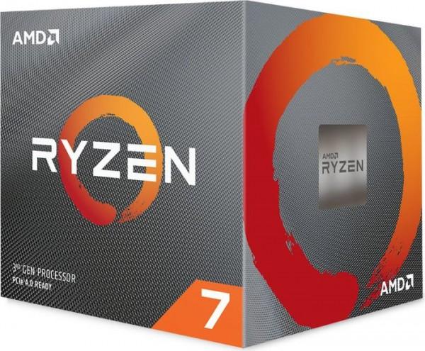 AMD Ryzen 7 3800X, 8x 3.90GHz, boxed