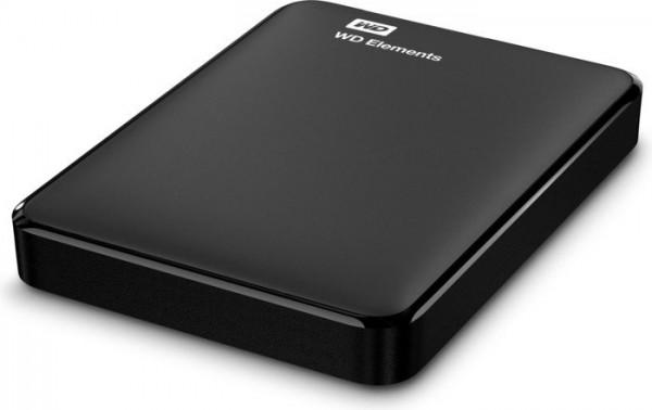 2TB Western Digital WD Elements portable