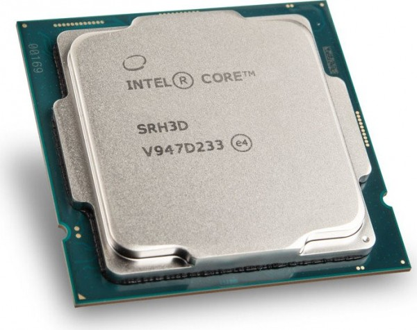 Intel Core i7-10700K, 8x 3.80GHz, tray