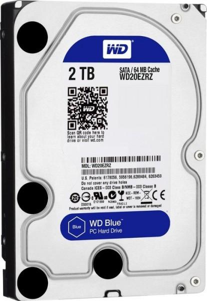 2TB Western Digital WD Blue
