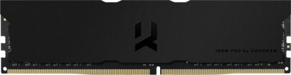 16GB DDR4-3600, CL18-22-22 goodram IRDM PRO DEEP BLACK DIMM (IRP-K3600D4V64L18/16G)