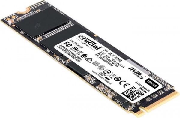 1TB Crucial P1 M2 PCI-e